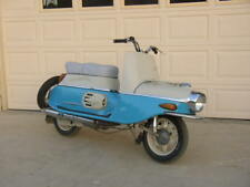 Exhaust Muffler for early 60s CEZETA Scooter
