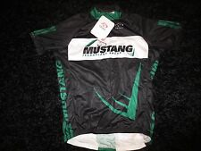 Mustang Technology Group Cycling Biking Primal Jersey M Medium mens NEW