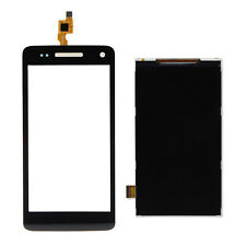 New Black Touch Screen Digitizer + LCD Display For BLU STUDIO 5.0C HD D534 D535