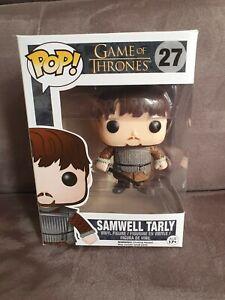 Funko Pop Game of Thrones Samwell Tarly
