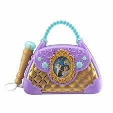Disney Princess Sing-Along Boombox Aladdin Jasmin