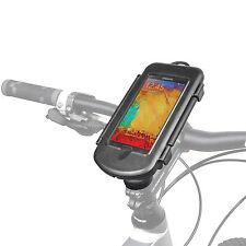 Samsung Galaxy Note 4 Waterproof Hardcase & adjustable mount bicycle handlebar