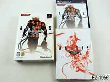 Zone of the Enders Anubis Special Ed. Playstation 2 Japan Import PS2 US Seller