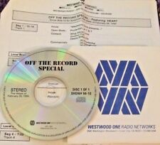 RADIO SHOW: OFF THE RECORD SPECIAL 5/6/96 VERVE PIPE, CRACKER, SPACE HOG, STING