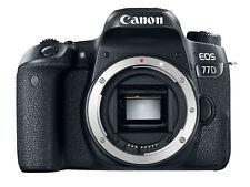Canon EOS 77d Body Garantie Europa 2 Jahre