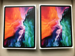 Apple Ipad 12.9 Inch 4th Generation empty Box Only. Pick Size & Color
