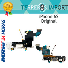 Flex Dock Conector Carga iPhone 6s Blanco Calidad Original PREMIUM