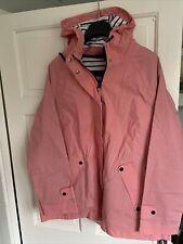 Bonmarche Ladies Pink Raincoat UK18