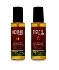 Nu Spa Argan Oil From Morocco Hair Serum 100ml x 2 Total Value $72