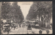 France Postcard - Marseille - Cours Belsunce    RS4577