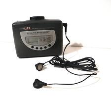 Philips AQ-6547 Vintage walkman Stereo Radio Cassette Player Dinamic Bass Boost