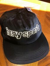 ICNY Sport Reflective Ball Cap Hat 3M Mike Cherman Chinatown Market NWT NR !!!