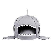 Shark Pet Bed - Funny Pet Bed for Cats, Dogs and Other Small Pets 00004000