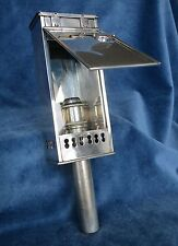 Miller & Sons of 179 Piccadilly Silver Plated Candle Lamp c.1880