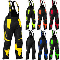 Castle X Fuel G6 Mens Snowmobile Winter Snow Skiing Sled Pants