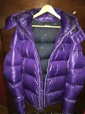 Mens Marmot Stockholm Down Jacket Size Xl, Purple
