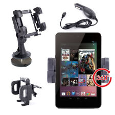 Car Holder 3 in 1 Mutiple Functional for Google Nexus Android Tablet 7 By Asus