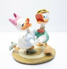 Wdcc Disney Donald & Daisy Mr. Duck Steps Out Oh Boy, What A Jitterbug Figurine