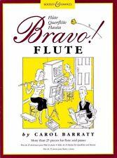 Bravo! Flute Book *NEW* Carol Barratt AMEB