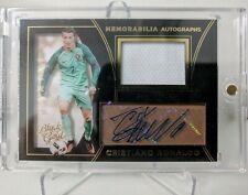 🔥🔥Cristiano Ronaldo Auto Patch Portugal BlackGold Panini 16-17 Memorabila🔥🔥