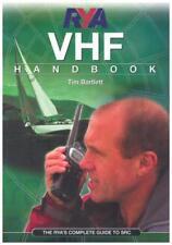 RYA VHF Handbook: The RYA'S Complete Guide to SRC by Tim Bartlett (Paperback, 2006)