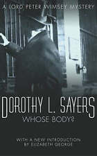 Whose Body? by Dorothy L. Sayers, Book, New Paperback