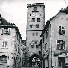 RIBEAUVILLÉ c. 1960 - La Tour de l'Horloge  Haut-Rhin - Div 6288