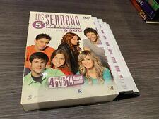 LOS SERRANO DVD 5ª TEMPORADA SEGUNDA PARTE