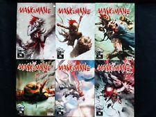 [Ankama] Maskemane #1-6 (2011)