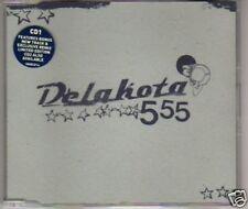 (L736) Delakota, 555 - new 1998 CD