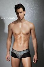 SEXY intimo uomo boxer pitonati taglie S M L XL