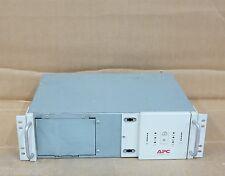 APC Smart UPS SU1400RMINET 1400VA With AP9612 Environment Monitoring Card