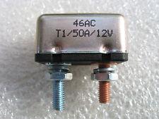 Harley davidson 50 amp circuit breaker
