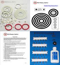 1978 Zaccaria Ski Jump Pinball Machine Tune-up Kit - Includes Rubber Ring Kit!