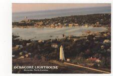 Ocracoke Lighthouse North Carolina 1993 Postcard USA 409a ^