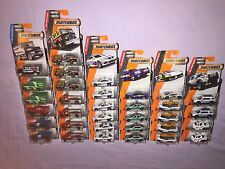 HUGE LOT OF 42 2013-2016 MATCHBOX POLICE & FIRE VEHICLES **NEW**