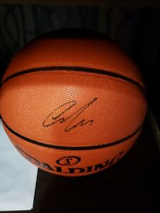Luka Doncic Signed Ball