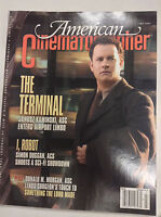 American Cinematographer Magazine Tom Hanks The Terminal July 2004 040917nonrh2