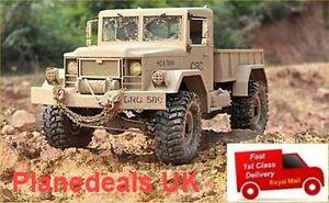 CROSS HC4 4WD  TRUCK  OFF ROAD RC ROCK CRAWLER model 1/10 533mm long