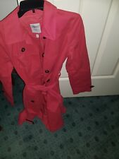 ESPRIT LADIES TRENCHCOAT SIZE 10