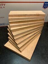 SCRAP CHERRY Lumber Boards 3/4