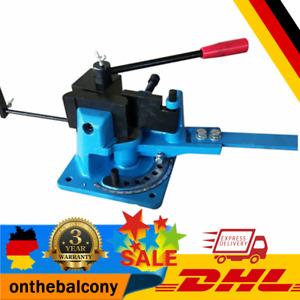120° Universal Winkelbiegegerät Winkelbieger Biegemaschine Biegegerät manuell
