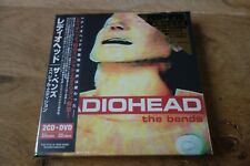 Radiohead - The Bends (CD, Album + CD, Comp + DVD-V, PAL) JAPAN SEALED COPY