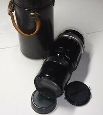 Nikon Camera Lens Nikon Nikkor-Q AUTO 200mm f/4 Non AI in Nikkor Case