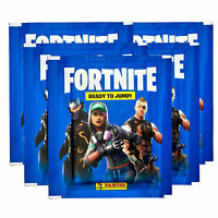 2019 Panini Fortnite 50 packs: 250 stickers