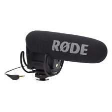 Rode VideoMic Pro DSLR Camera Shotgun Microphone with Rycote Lyre