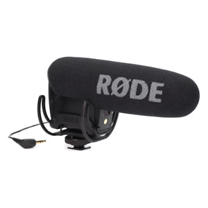 Rode VideoMic Pro Compact On-Camera Shotgun Microphone w/ Rycote Suspension