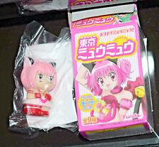 Tokyo Mew Mew Strawberry Mewmew Ichigo Momomiya figurine Figure vtg candy toy