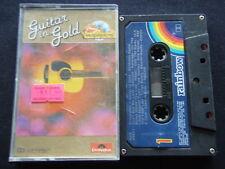 Karlheinz Kastel - Guitar In Gold Tape Cassette (C22)