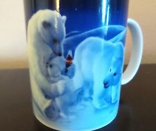 Coca-Cola Gibson Polar Bear Family Mug